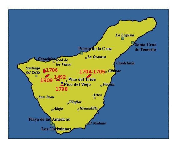 Geology Tenerife Ferie
